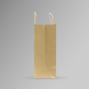 ZDPACK | PAPER BAG BROWN TWISTED HANDLE 33x40x15 cm | 250 Pieces